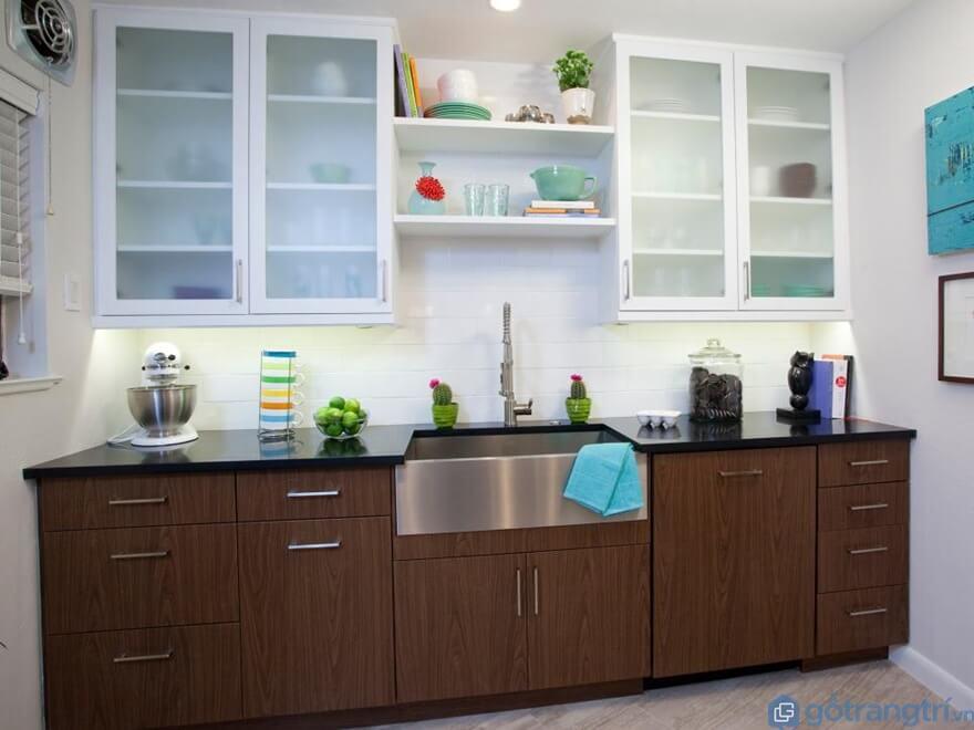 Tủ bếp lamilate - Sự lựa chọn sáng giá cho mọi gia đình Việt - Ảnh: Internet