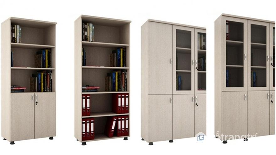 Lựa chọn tủ đựng hồ sơ văn phòng theo kích thước của tủ - Ảnh: Internet