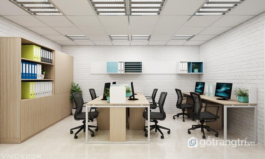 Lựa chọn tủ đựng hồ sơ văn phòng theo giá thành - Ảnh: Internet