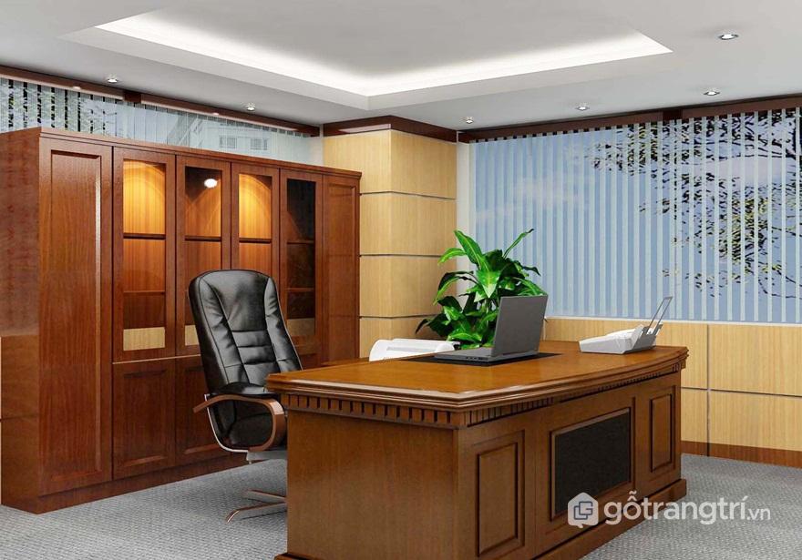 Lựa chọn tủ đựng hồ sơ văn phòng theo tiêu chuẩn màu sắc - Ảnh: Internet