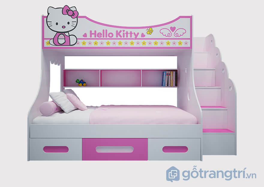Giuong-ngu-hai-tang-Hello-Kitty-GHB-215