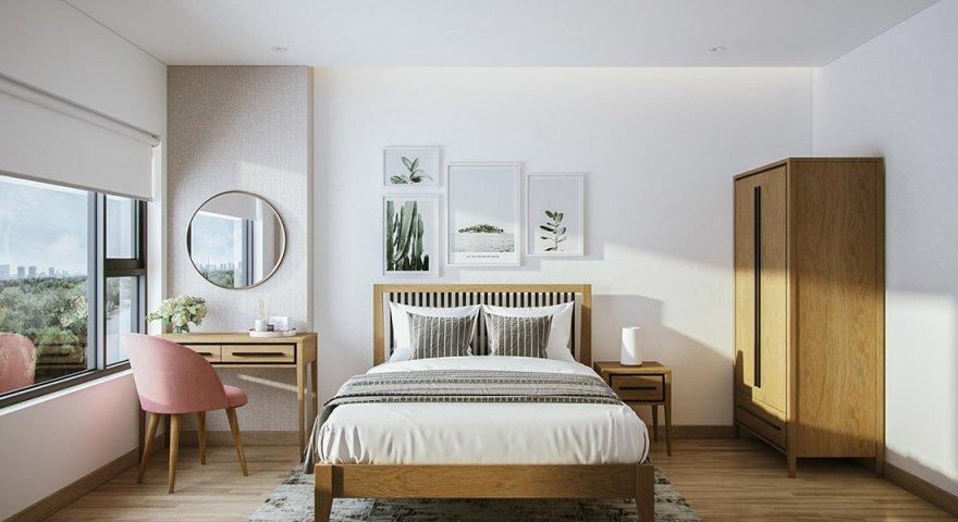 Vì sao phòng ngủ phong cách scandinavian được ưa chuộng?