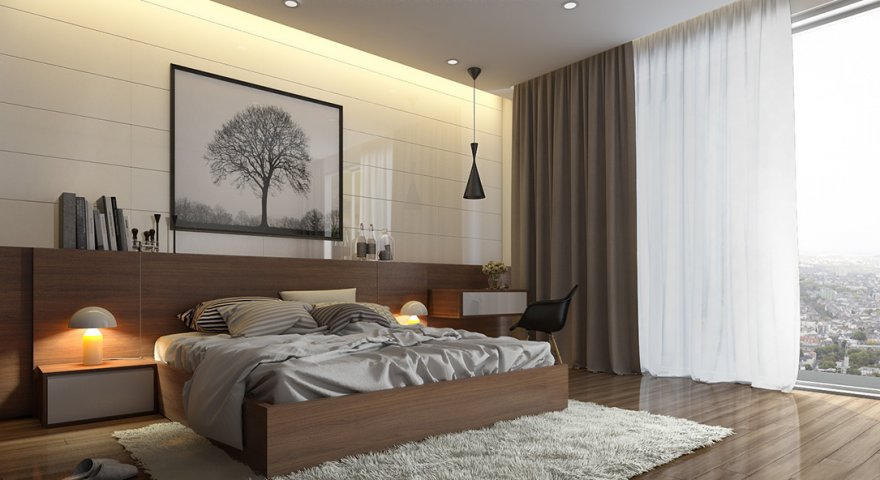 100+ Mẫu thiết kế nội thất phòng ngủ đẹp – Gotrangtri.vn