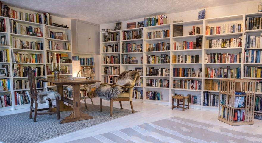 25+ Thiết kế phòng đọc sách gia đình ấn tượng – Gotrangtri.vn