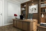30 Mẫu thiết kế phòng làm việc tại nhà ấn tượng – Gotrangtri.vn