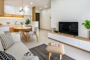 TOP 4 Kệ tivi chung cư hiện đại dẫn đầu xu hướng nội thất