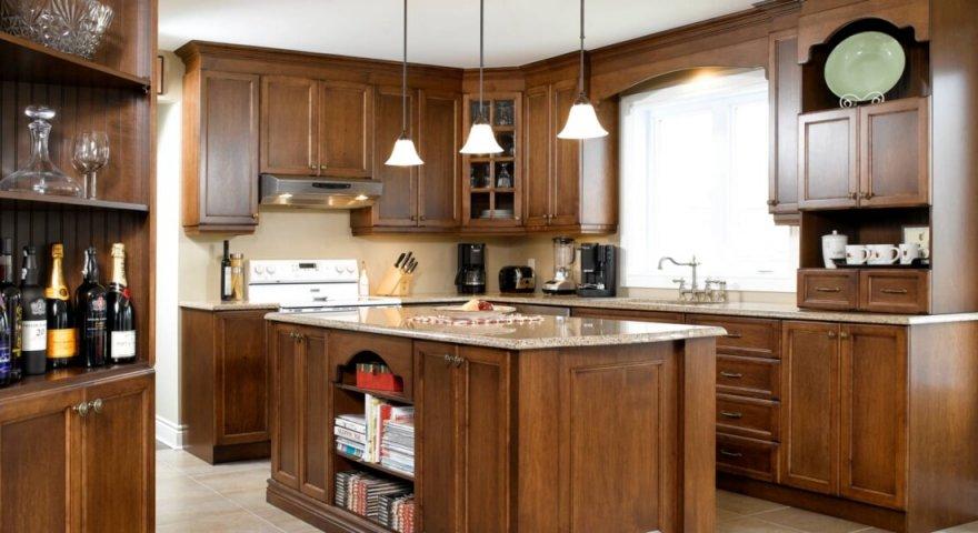 [Xem ngay]: Giá tủ bếp gỗ năm 2020 có những thay đổi gì?