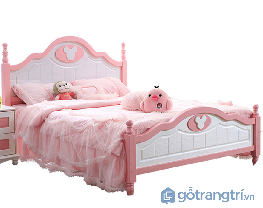 giường ngủ cho bé gái