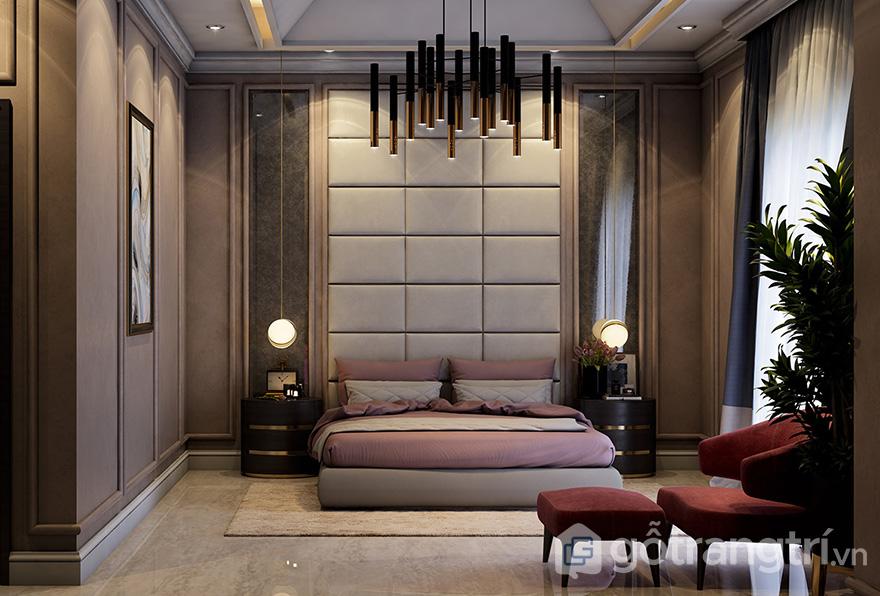 Thiết kế nội thất chung cư Kosmo Tây Hồ