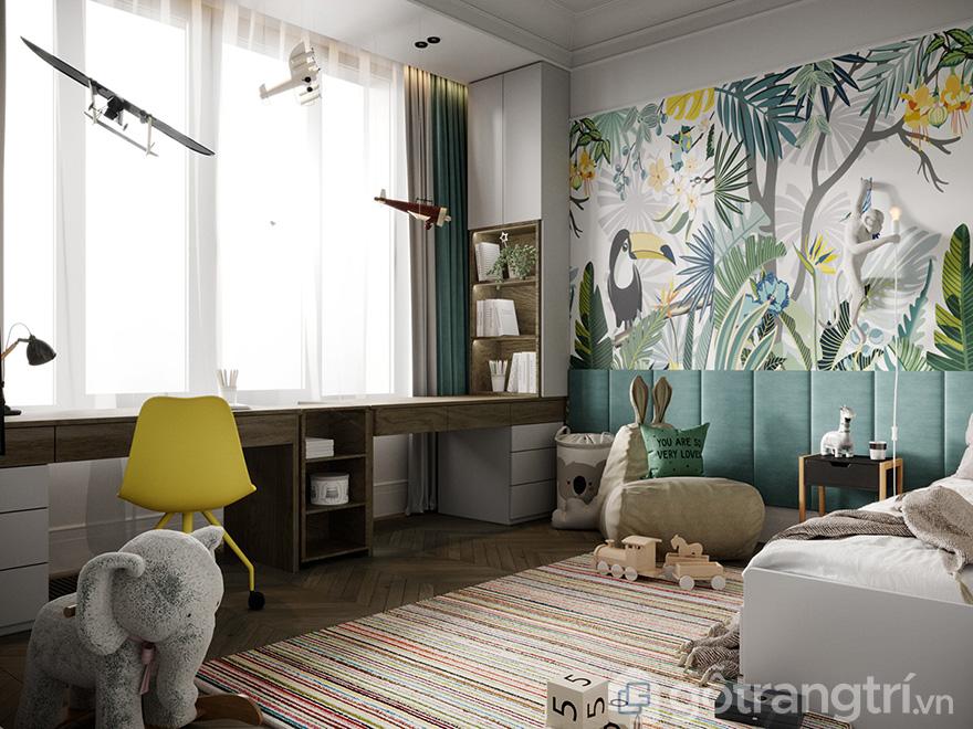 thiết kế nội thất chung cư Kosmo