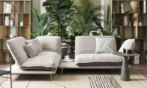 """""""Mãn nhãn"""" với thiết kế nội thất căn hộ 3 phòng ngủ Luxury Park Views"""