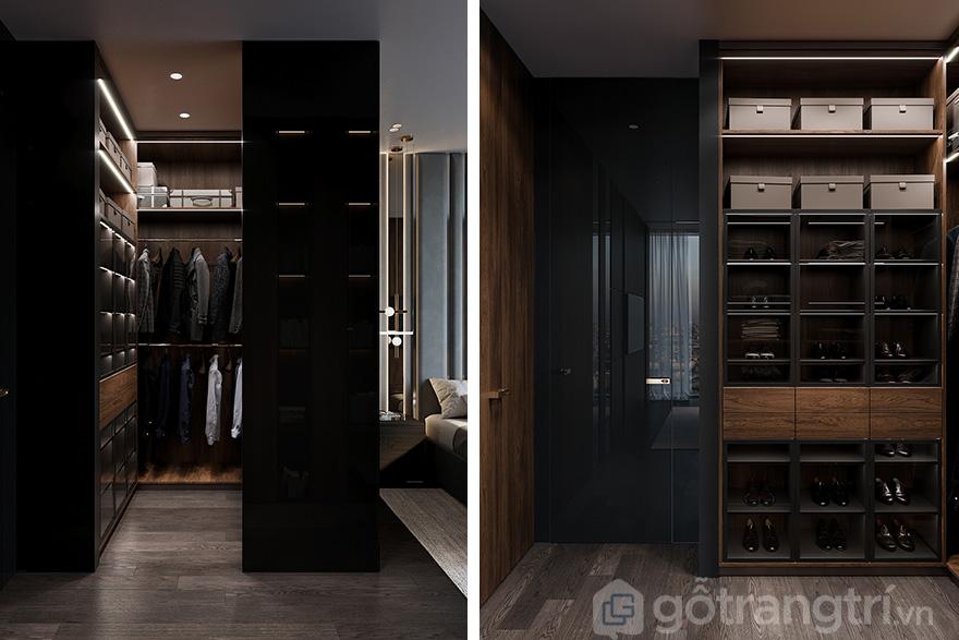 thiết kế nội thất căn hộ 85m2 komo Tây Hồ