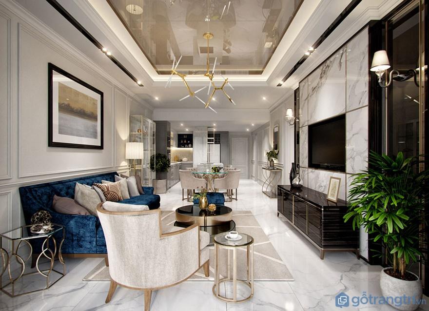KTS sẽ luôn chú trọng đến đường nét thiết kế cũng như cách phối màu nội thất sao cho phù hợp nhất - Ảnh: Internet