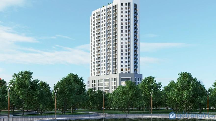 Tổng quan dự ánthiết kế nội thất căn hộ chung cư Luxury Park Views - Ảnh: Internet