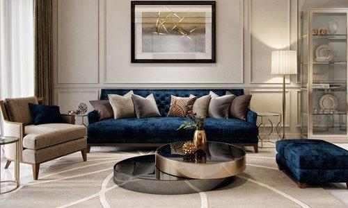 Giới thiệu dự án thiết kế nội thất căn hộ chung cư Luxury Park Views
