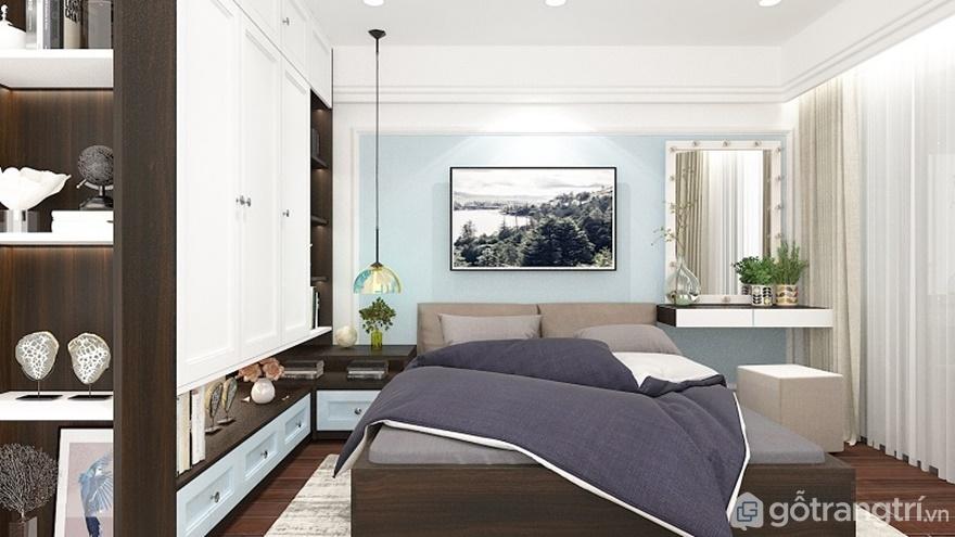 Mỗi sản phẩm thiết kế nội thất căn hộ chung cư khi hoàn thành và bàn giao cho khách hàng sẽ đáp ứng đầy đủ công năng, sự tiện nghi