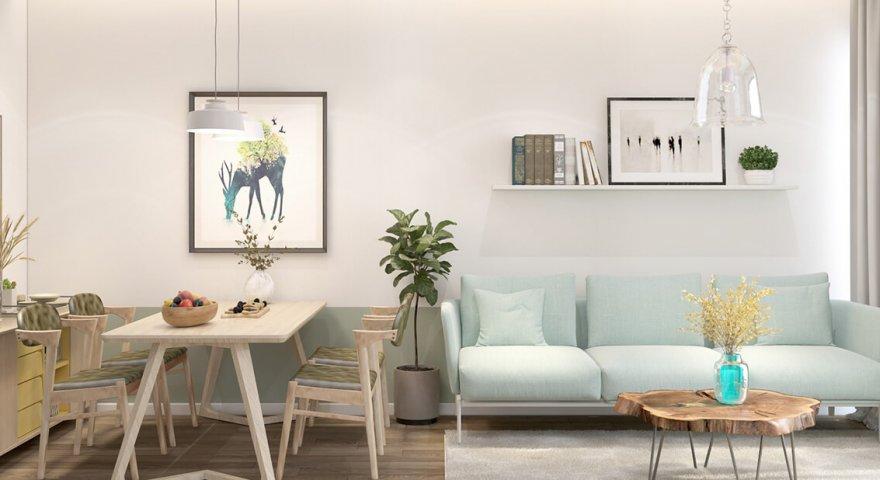 Tư vấn thiết kế phòng khách chung cư, nhà phố, biệt thự - Gotrangtri.vn