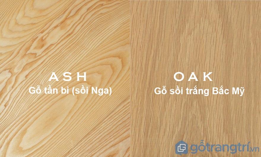 Nên chọn mua tủ bếp gỗ sồi Mỹ hay gỗ sồi Nga? - Ảnh: Internet