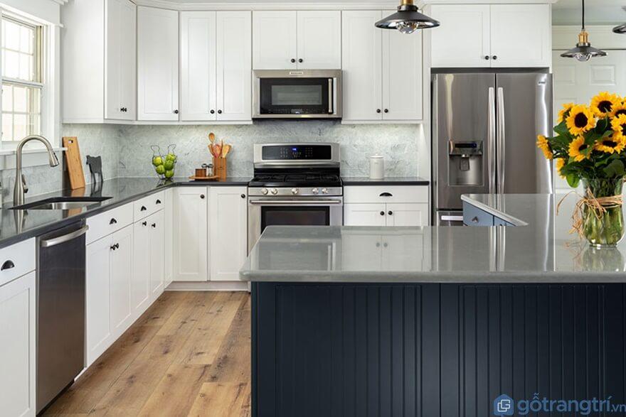 Tủ bếp laminate có điểm gì nổi bật - Ảnh: Internet
