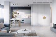 Thiết kế nội thất chung cư FLC Garden City 2 phòng ngủ