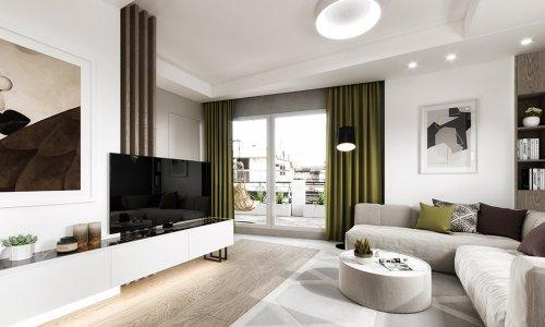 Thiết kế nội thất chung cư Eco Lake View – Gotrangtri.vn