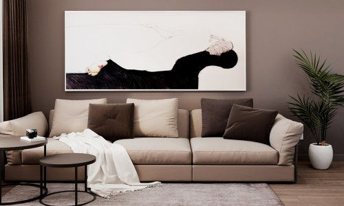 Thiết kế nội thất căn hộ 2.5 phòng ngủ Hateco Laroma – Gotrangtri.vn