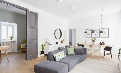 Giới thiệu dự án thiết kế nội thất căn hộ Cầu Giấy Center Point