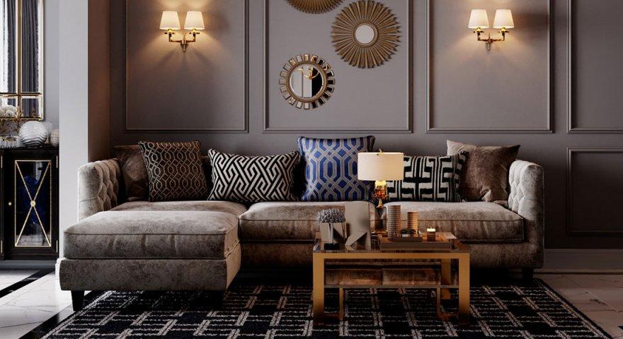 Thiết kế nội thất chung cư Sunshine City 3 phòng ngủ - Gotrangtri.vn
