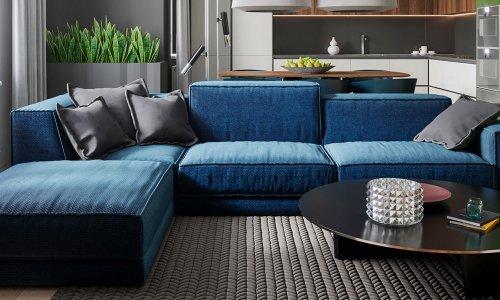 Thiết kế căn hộ Samsora Premier 105 2 phòng ngủ - Nhà anh Minh