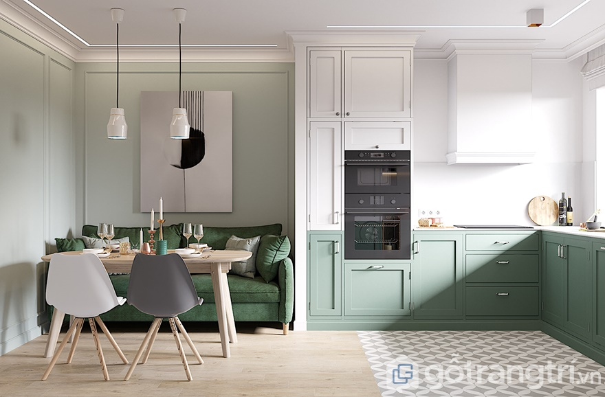 Ý tưởng thiết kế căn hộ Samsora Premier 105 3 phòng ngủ