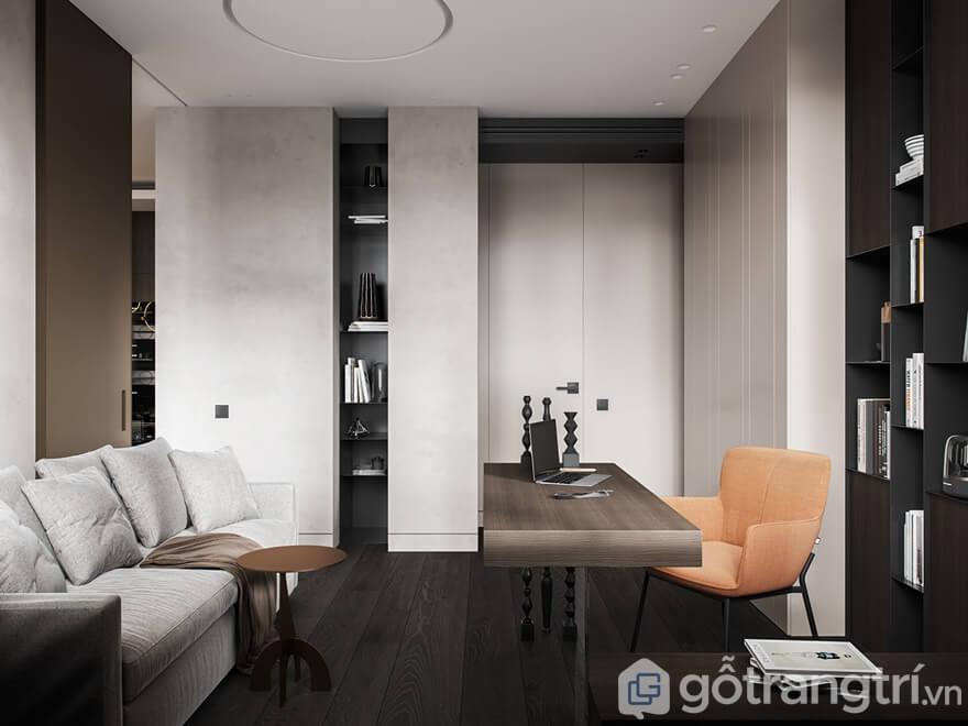 Ý tưởng trang trí nội thất chung cư Golden Park Tower