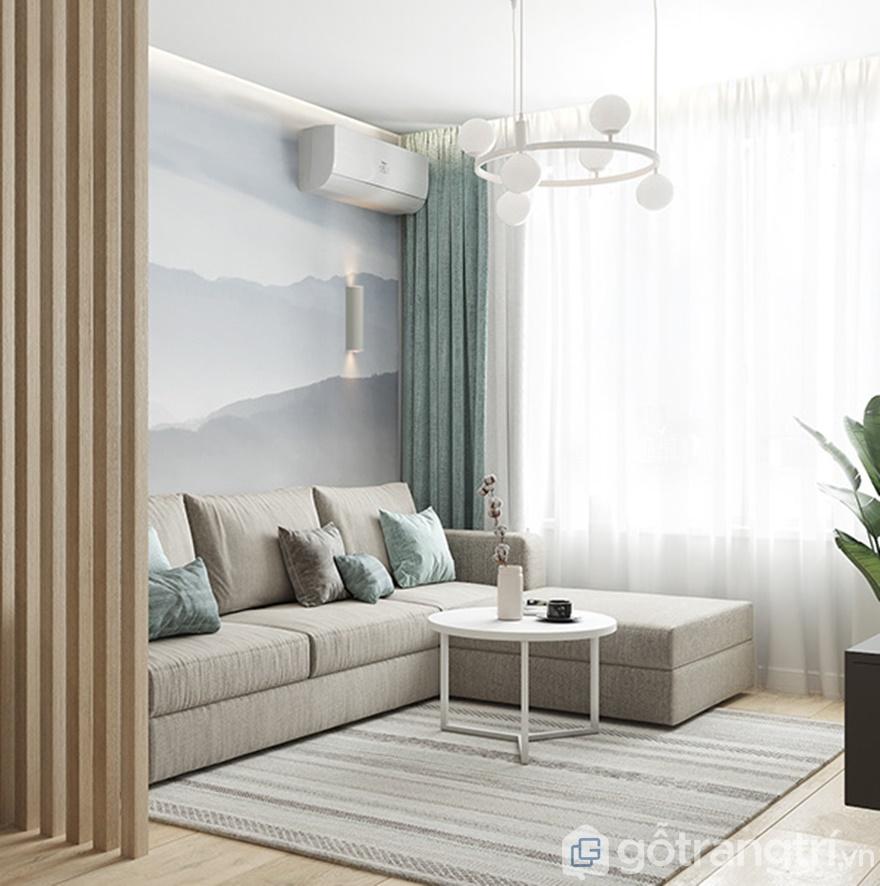 Khái quát về thiết kế nội thấtnội thất Samsora Premier 105 80,9 m2