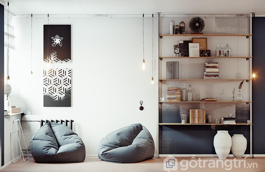 Nội thất chung cư BeaSky 3 phòng ngủ