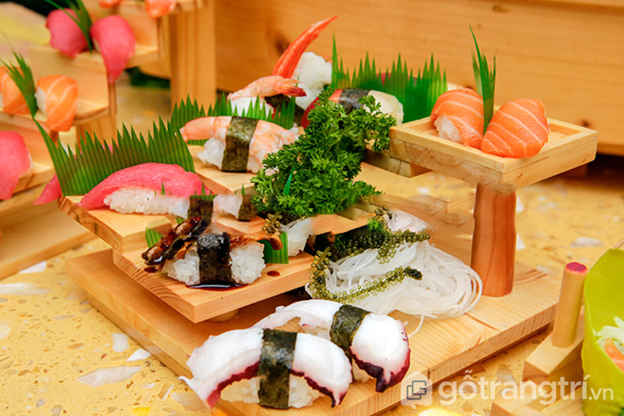 Khay-go-bac-thang-trang-tri-Sushi-Sashimi GHS-6674 (4)