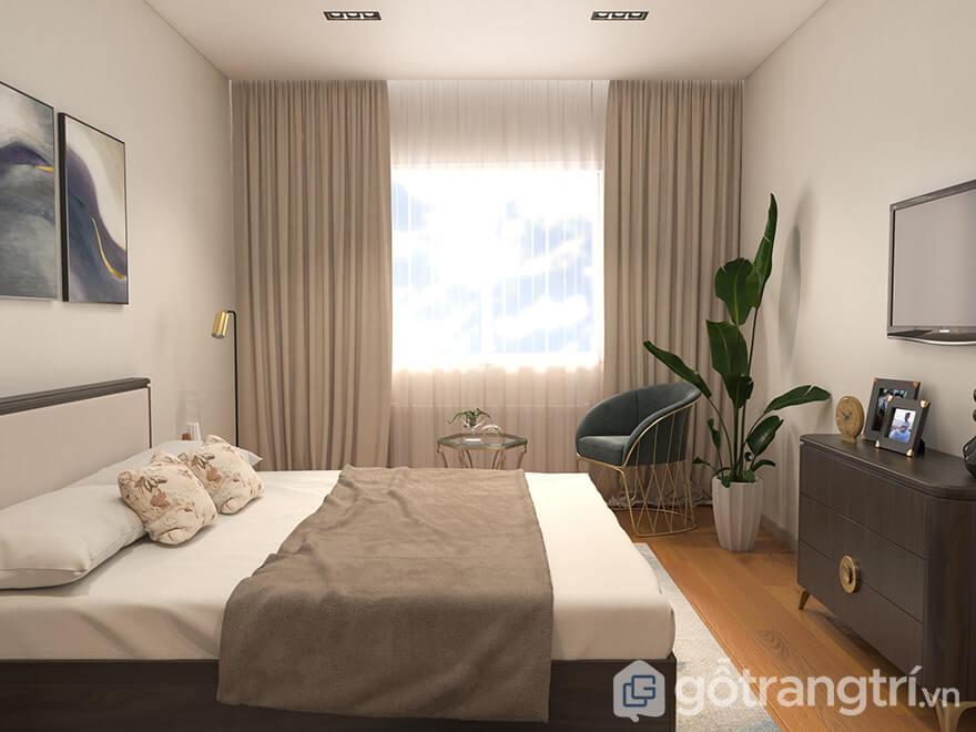 Mẫu thiết kế chung cư Ecohome 3