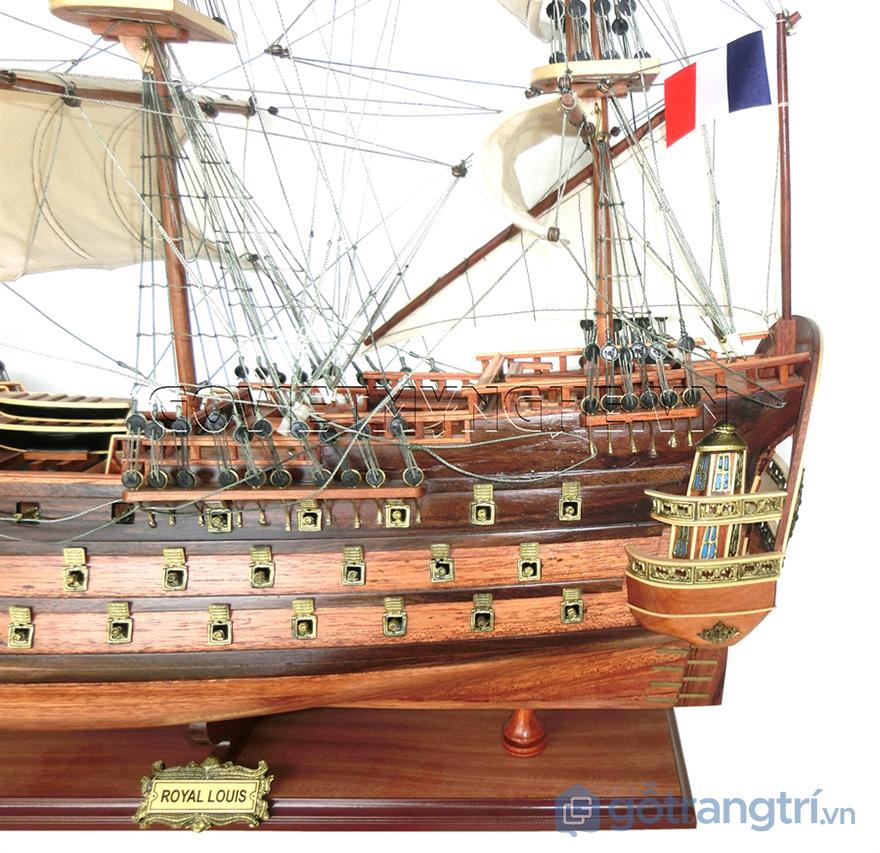 Mo-hinh-thuyen-chien-Royal-Louis-GHS-6658 (6)