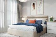 Thiết kế chung cư Ecohome 3 2 phòng ngủ - Gotrangtri.vn