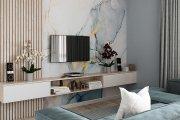 Thiết kế căn hộ Ecohome 3 diện tích 70m2 sang trọng, hiện đại