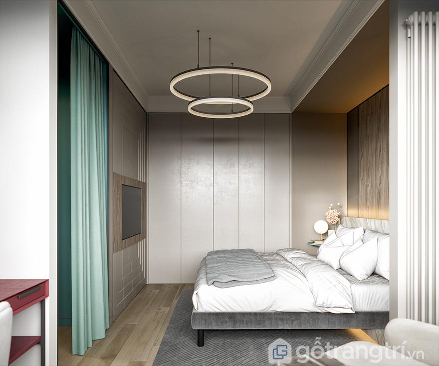 Nội thất chung cư Bea Sky 3 phòng ngủ
