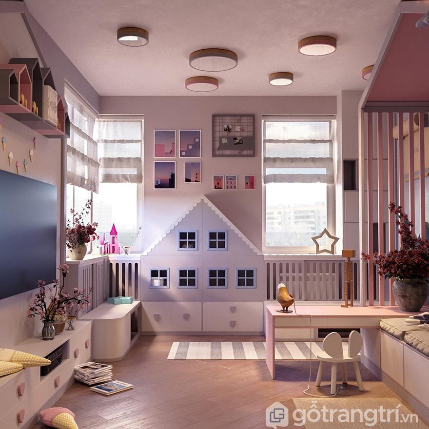 Thi công nội thất chung cư Bea Sky Nguyễn Xiển