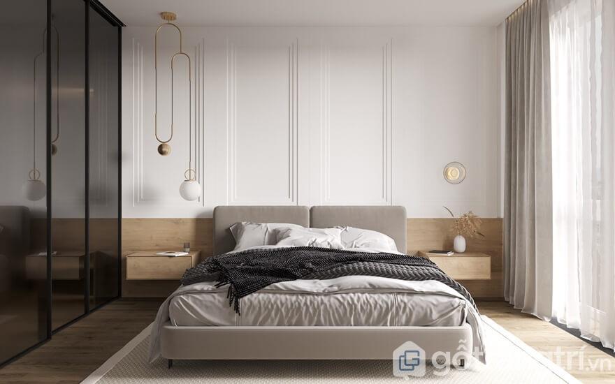 Yêu cầu thiết kế căn hộ Cầu Giấy Center Point 2 phòng ngủ