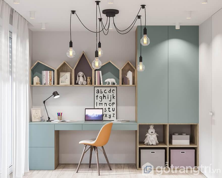 Gotrangtri.vn – Đơn vịthiết kế căn hộ Cầu Giấy Center Point 3 phòng ngủ chất lượng