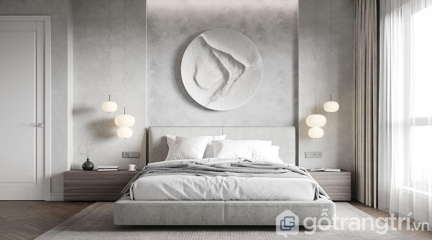 Thiết kế căn hộ Cầu Giấy Center Point 3 phòng ngủ: Phòng ngủ