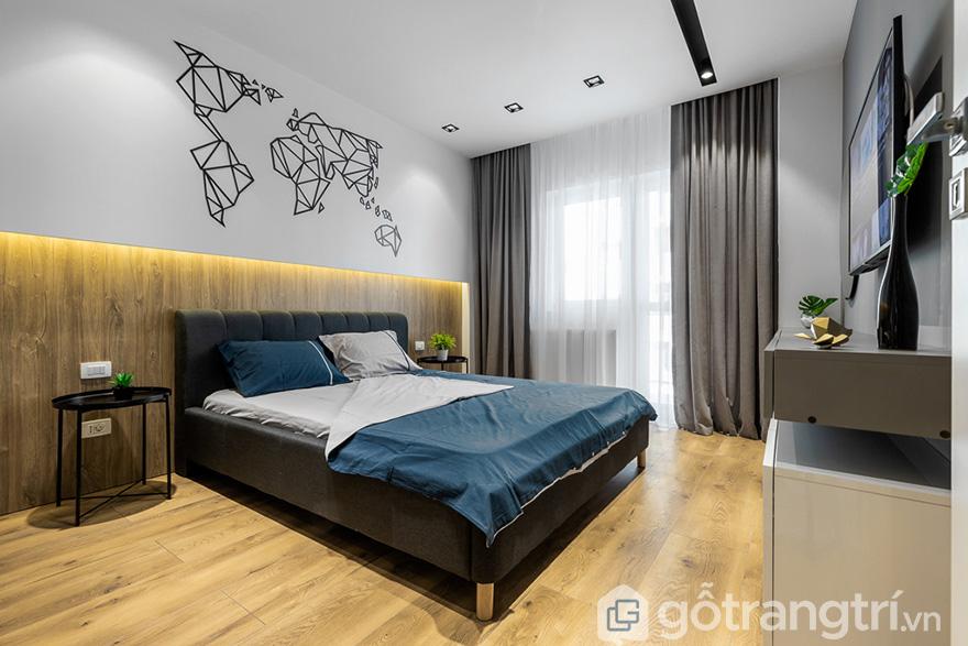 Thiết kế nội thất căn hộ 60m2 Park Kiara