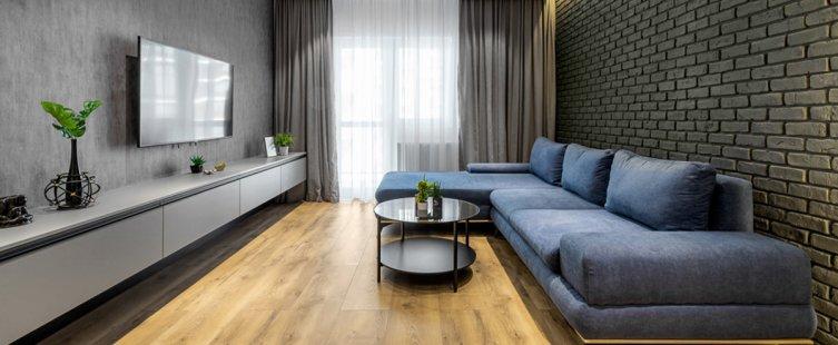 Thiết kế nội thất căn hộ 60m2 Park Kiara đẹp