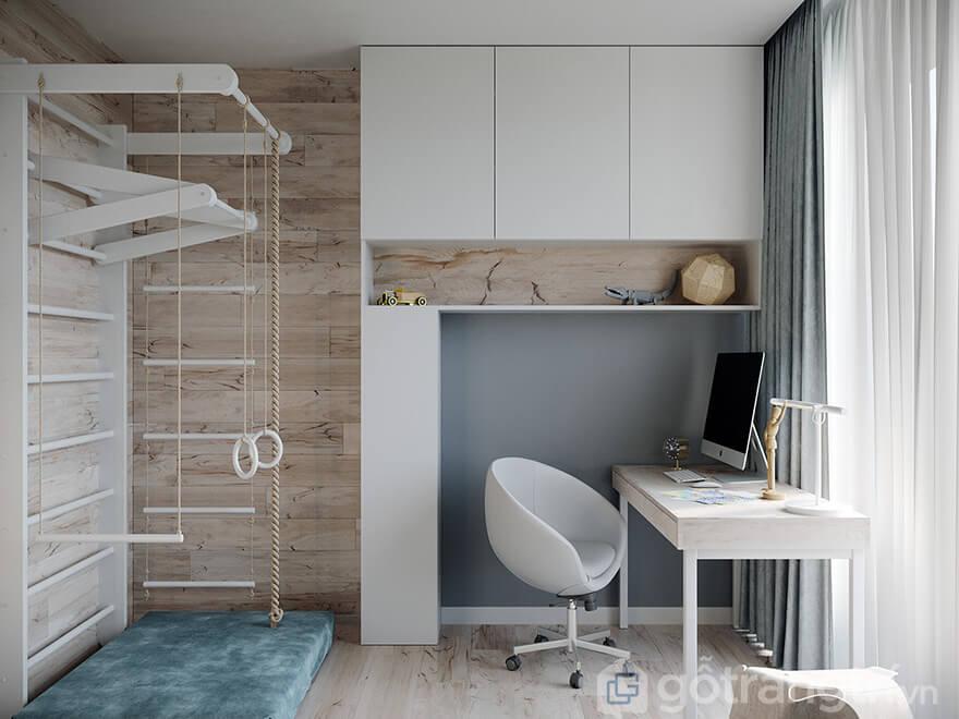 Thiết kế căn hộ Ecohome dien tich 70m2