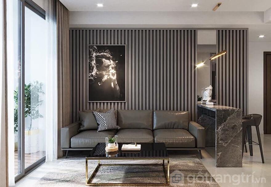 thiết kế nội thất chung cư FLC Garden City