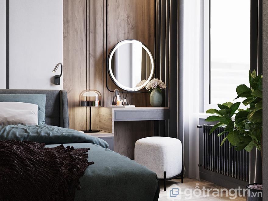 Thiết kế nội thất chung cư Bea Sky Nguyễn Xiển