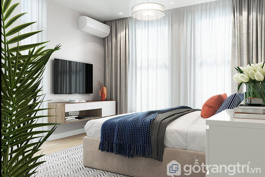 Thiết kế chung cư Ecohome 3 2 phòng ngủ