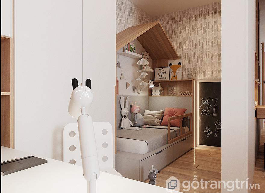 Thiết kế nội thất chung cư Park Kiara